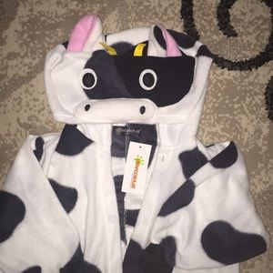 Other - Cow costume or cow pj's!! Brand new!